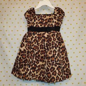 Baby Gap Cheetah Print Dress